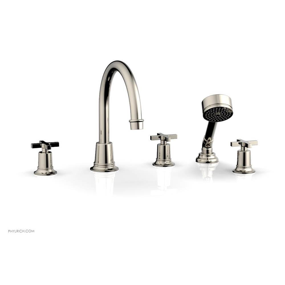 Tub Faucets With Hand Showers