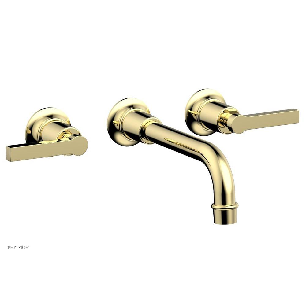 Phylrich HEX MODERN Wall Tub Set - Lever Handles 501-59