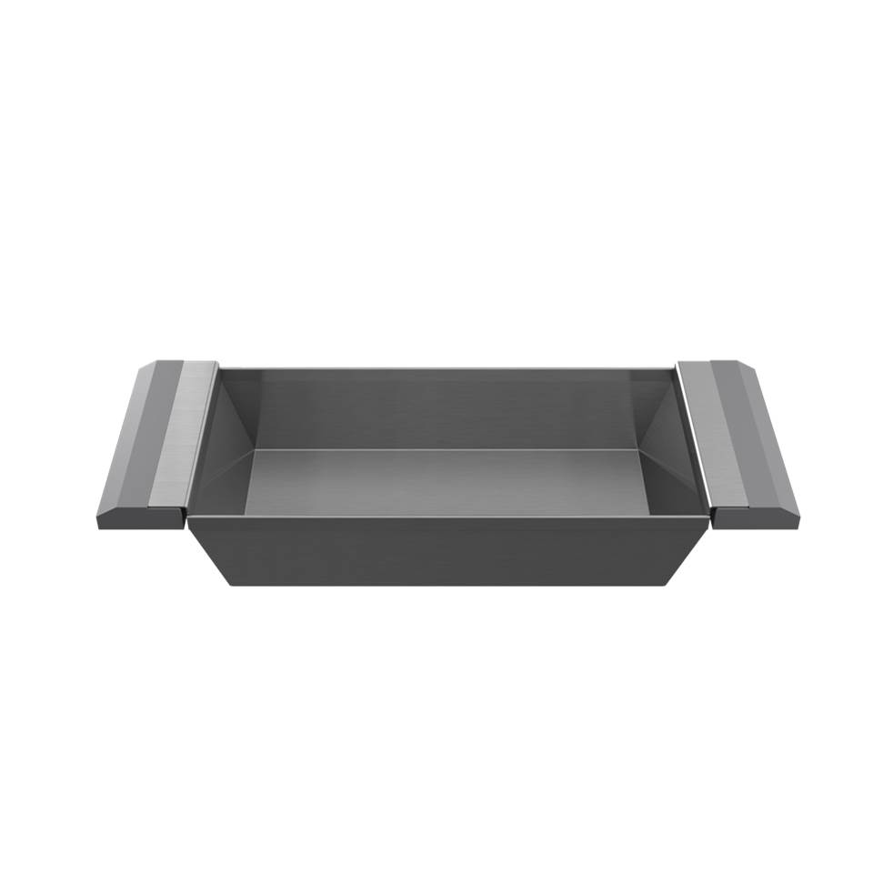 Pro Chef Bin for ProInox Ho and H75 sink, 6X16-5/8X3-1/4