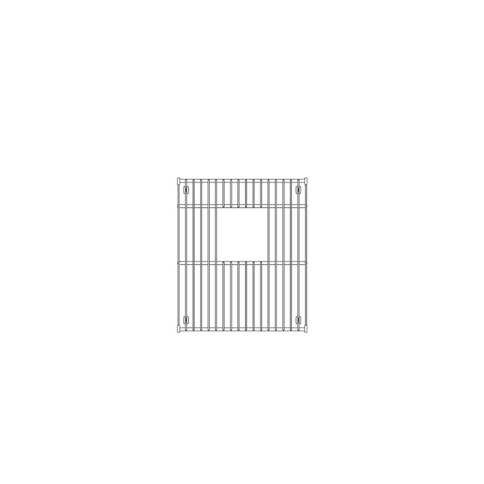 Pro Chef Grid for ProInox H0 and H75 sink, 14X16