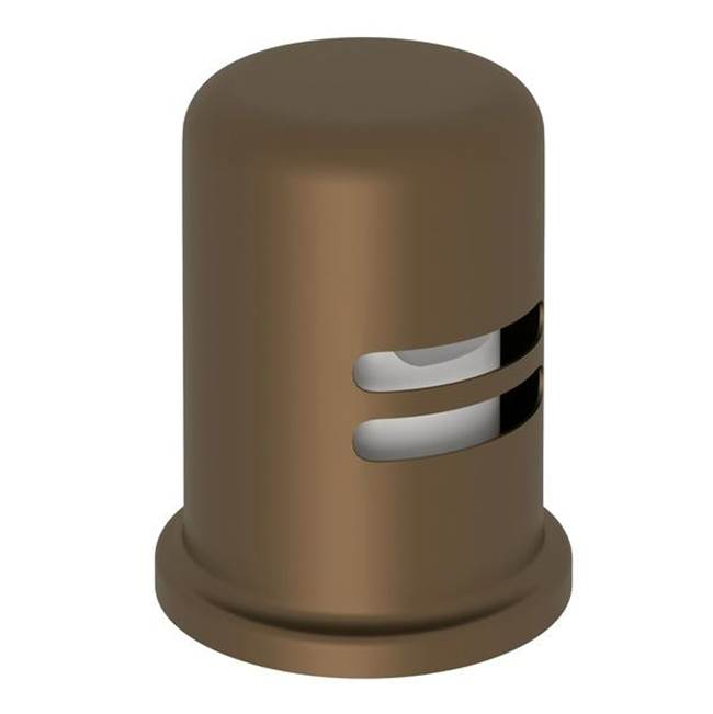 Rohl Air Gap Cap And Decorative Base Ring Made Of Brass
