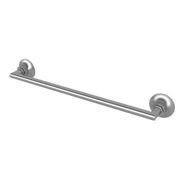 Rohl Rohl Michael Berman Graceline 18'' Towel Bar In Pewter