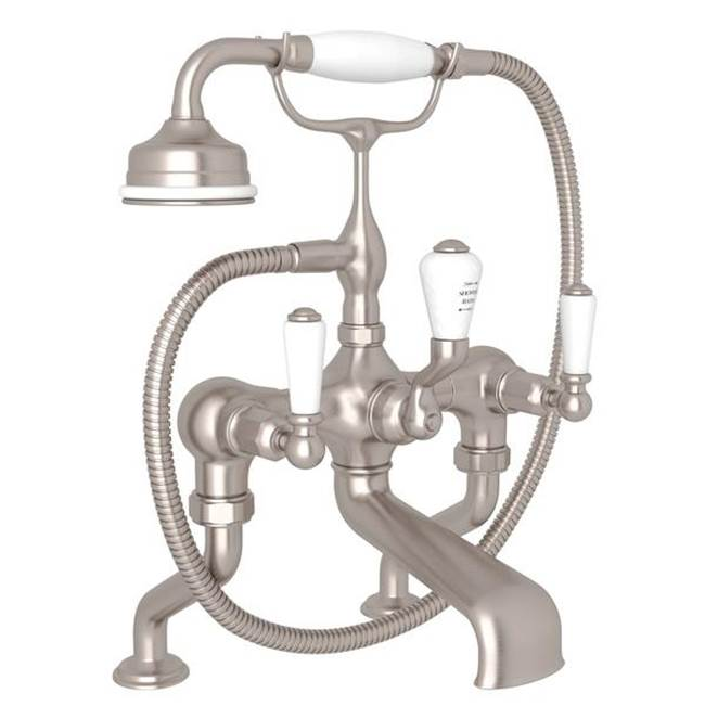 Rohl Edwardian™ Exposed Deck Mount Tub Filler
