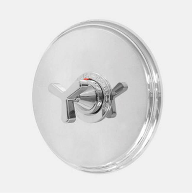 Sigma 3/4'' Thermostatic Valve - Deluxe Trim Only - Moderne-X