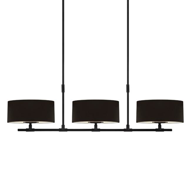 Sonneman 3-Light Bar Pendant