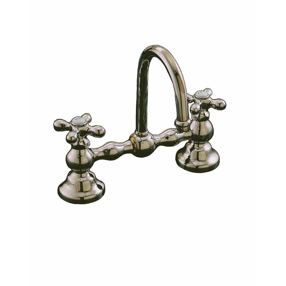 Strom Living P0550-12 Polished Nickel