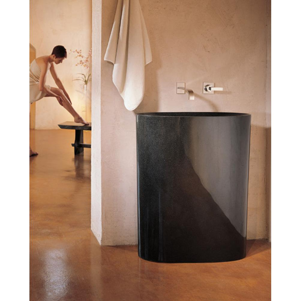 Stone Forest Infinity Pedestal Sink