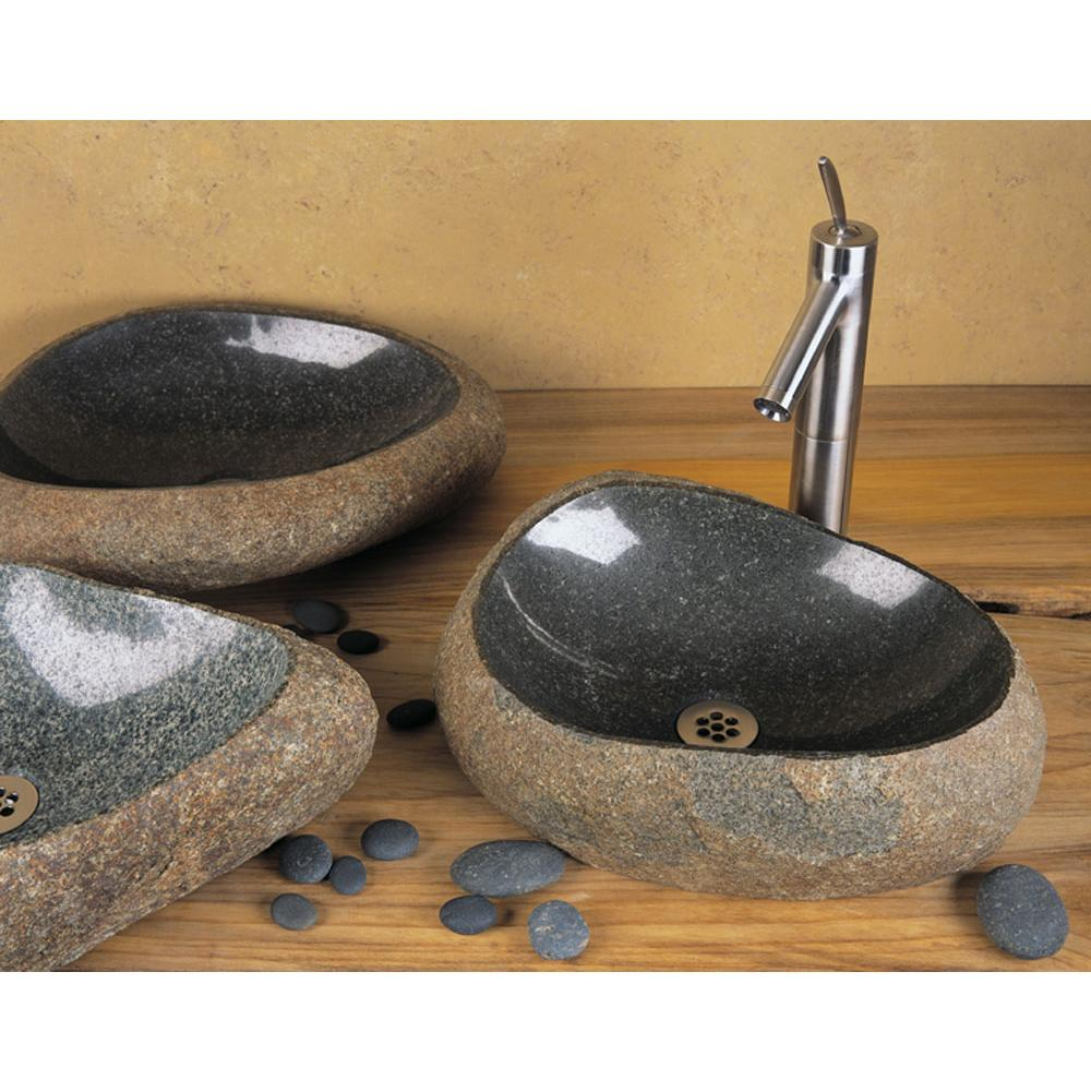 Stone Forest Natural Wabi Vessel