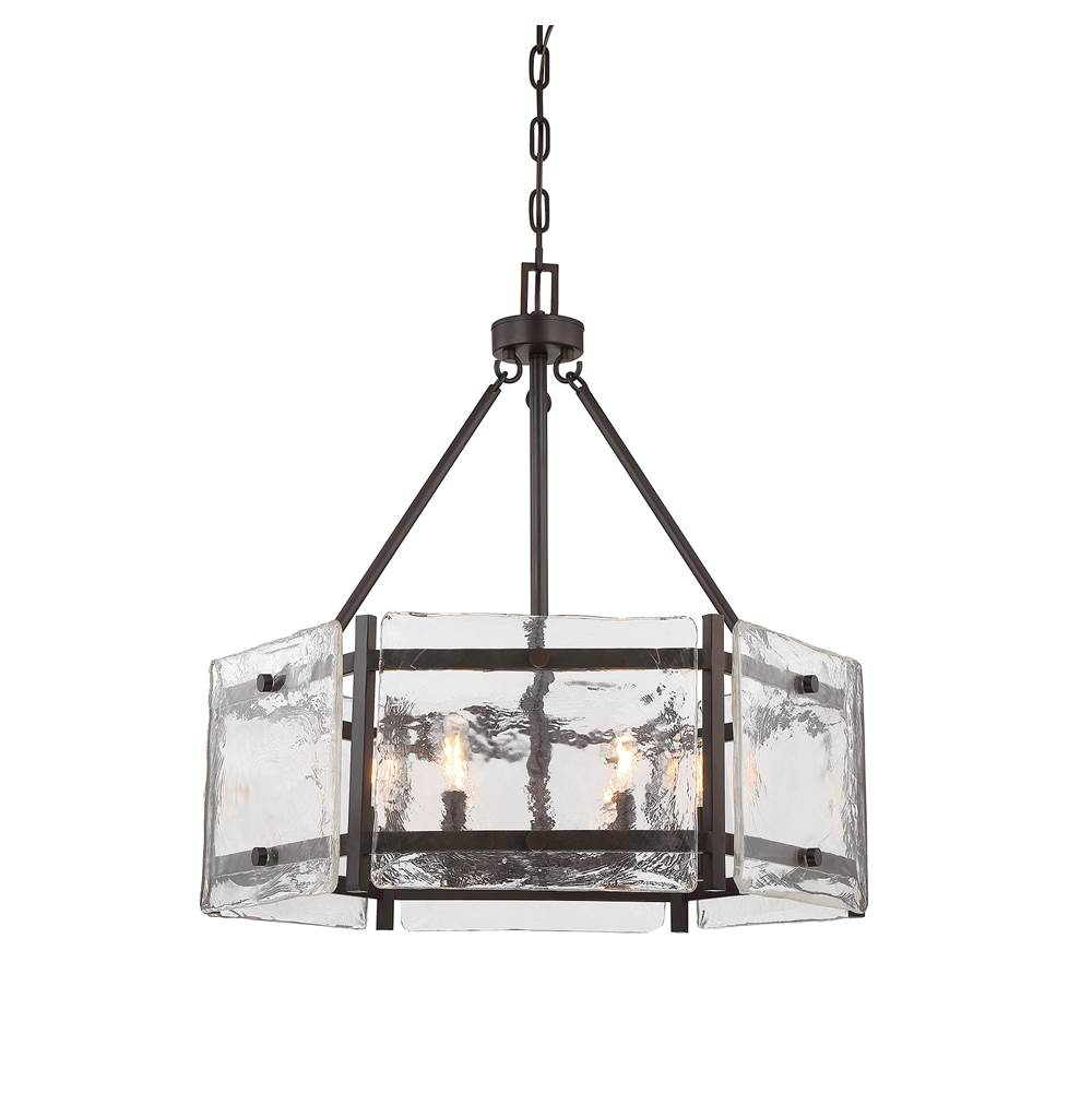 Savoy House Glenwood 6 Light Pendant