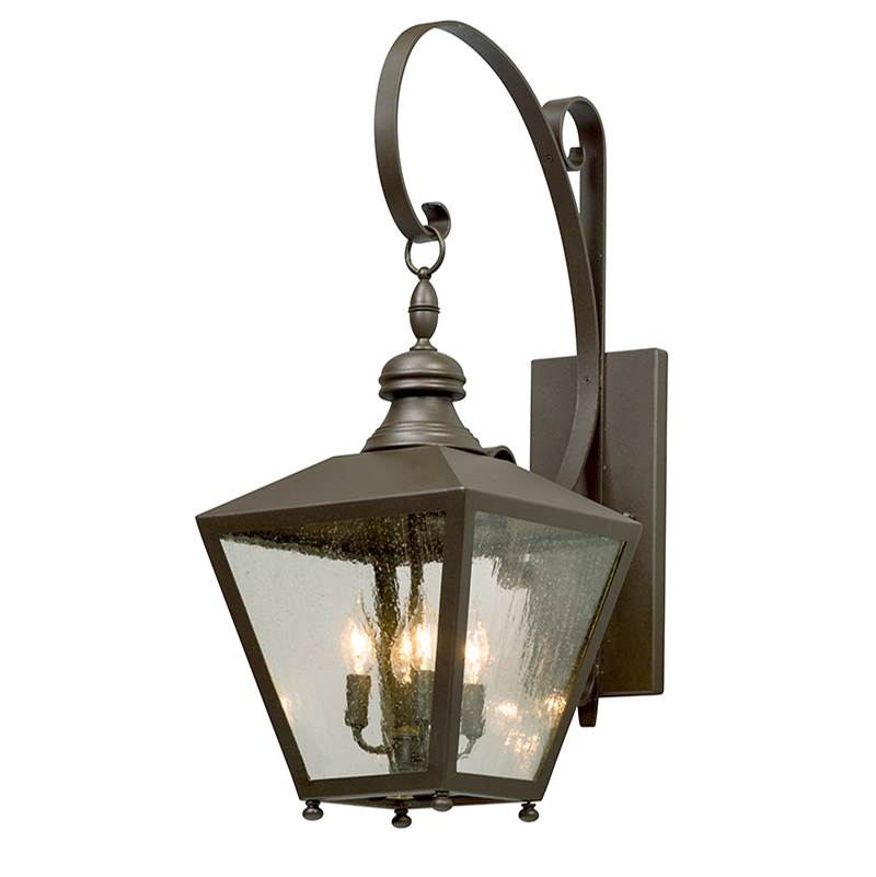 Troy Lighting Mumford 4Lt Wall Lantern Large