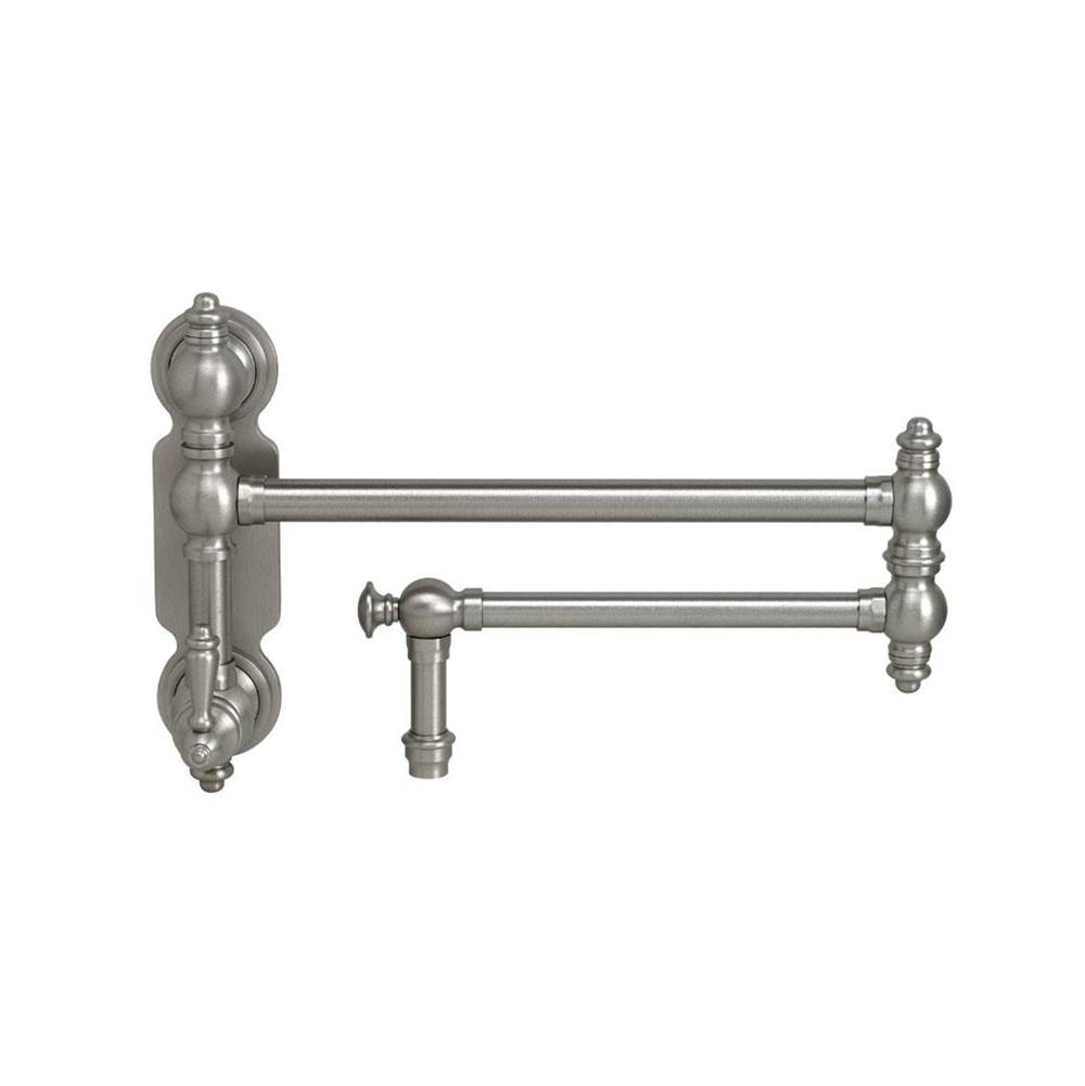 Waterstone Traditional Wall Mounted Potfiller - Lever Handle