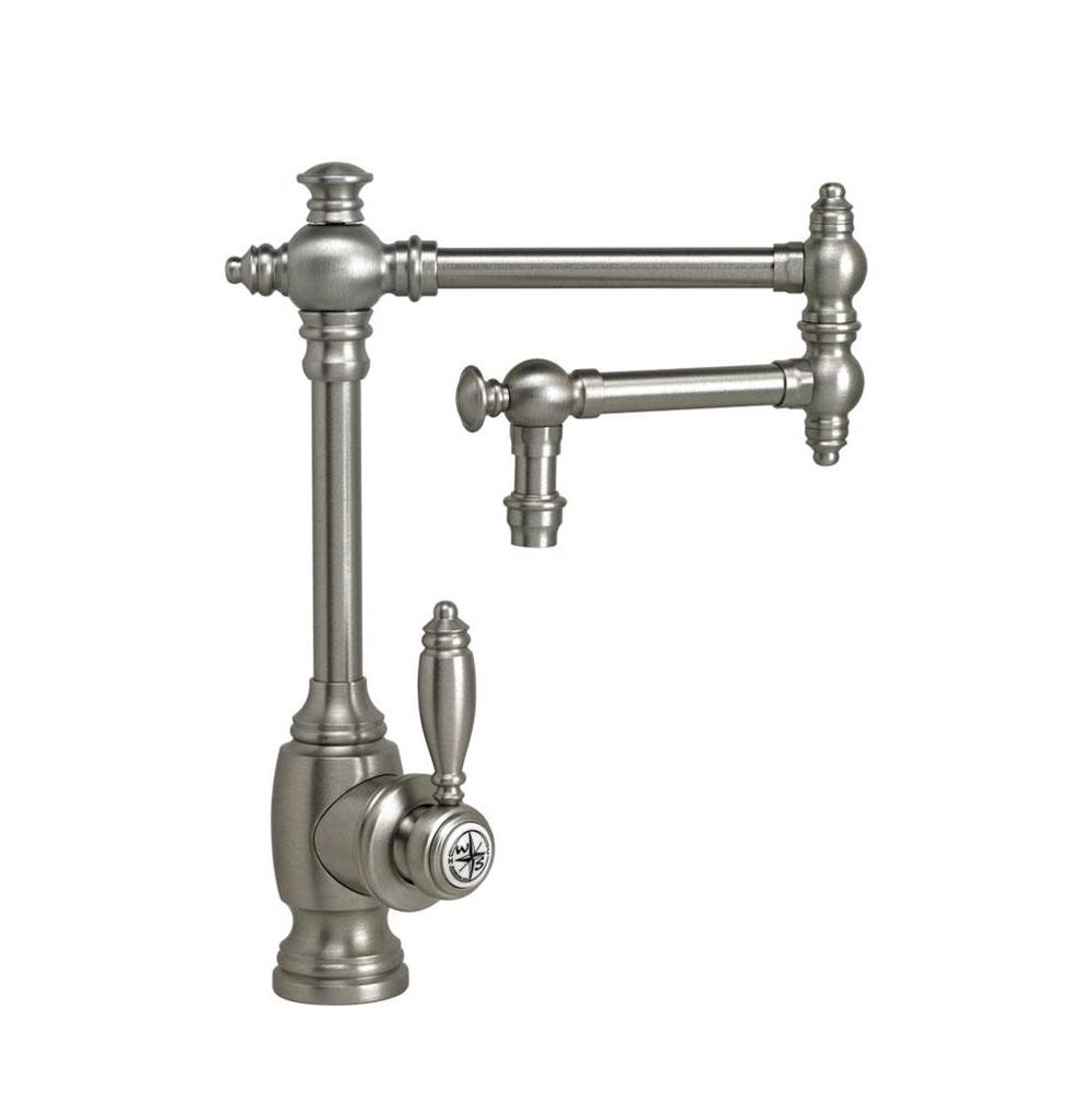 Waterstone Towson Kitchen Faucet - 12'' Articulated Spout